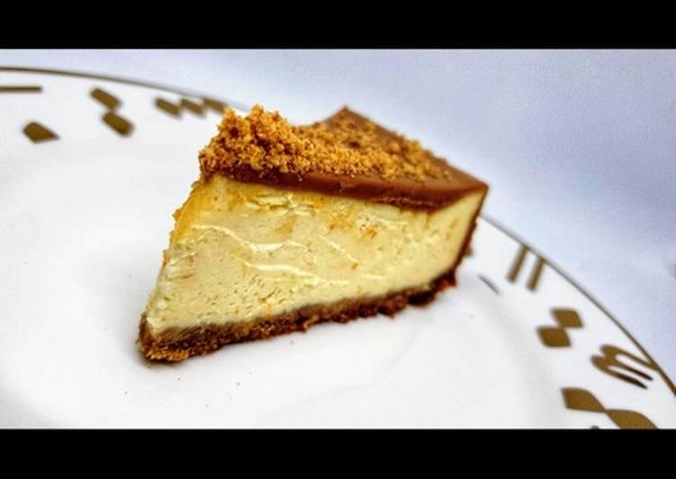 Easiest Way to Cook Tasty Lotus Cheesecake