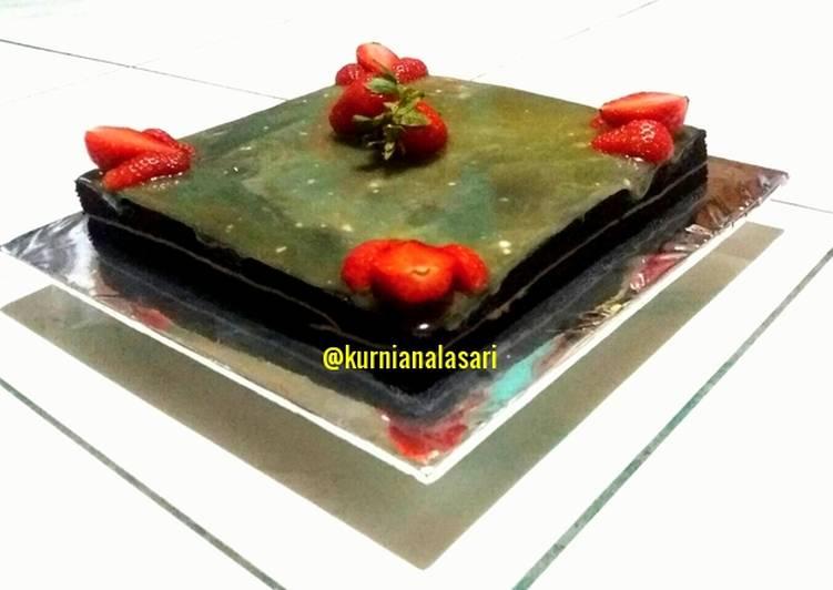 Resep Oreo Cake 3 Bahan Kue Ulang Tahun Oleh