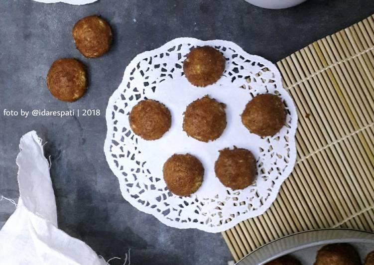 30. Palm Sugar Cookies Teflon No Mixer
