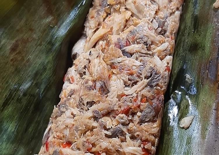 Resep Pepes Ikan Tongkol untuk jualan