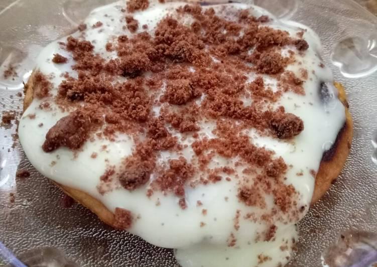 Pancake Cookies Vla Vanilla