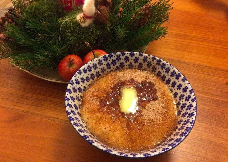 Easiest Way to Cook Delicious Danish Christmas Rice Pudding