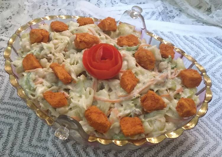 Recipe: Yummy Special mix coleslaw