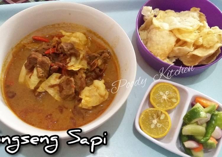 Tongseng Sapi