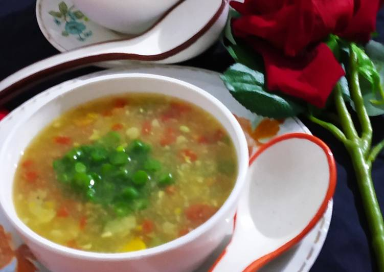 Vegetarian Corn Soup, Learn The Reality About Superfoods