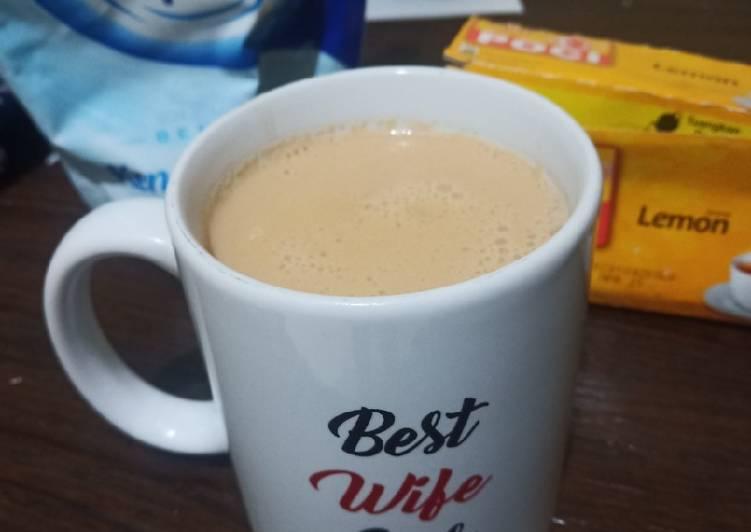 Hongkong Milk Tea ala Nonny