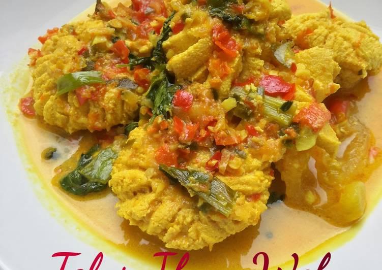 Resep Telur Ikan Woku oleh Gracia Tita - Cookpad