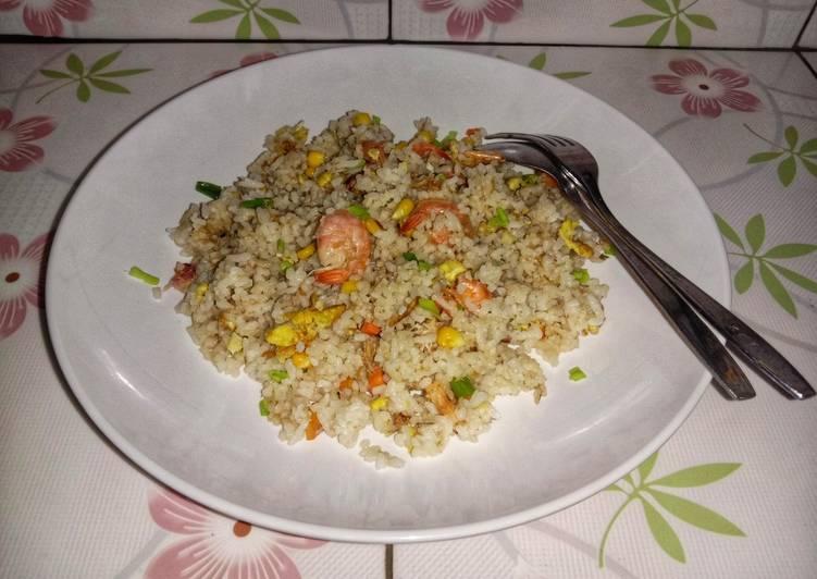 Resep Nasi goreng simple Bikin Laper