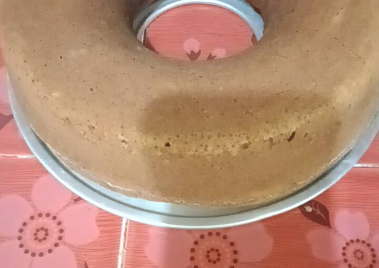 Bolu pisang bakar - cookandrecipe.com
