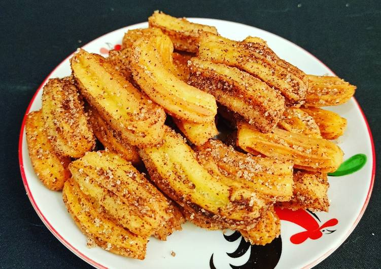 Churros cinnamon mini endol