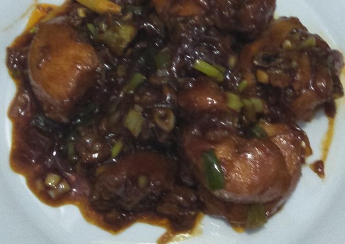 Resep Ayam Goreng Mentega Bikinramadanberkesan Oleh Kadirok Pare Cookpad