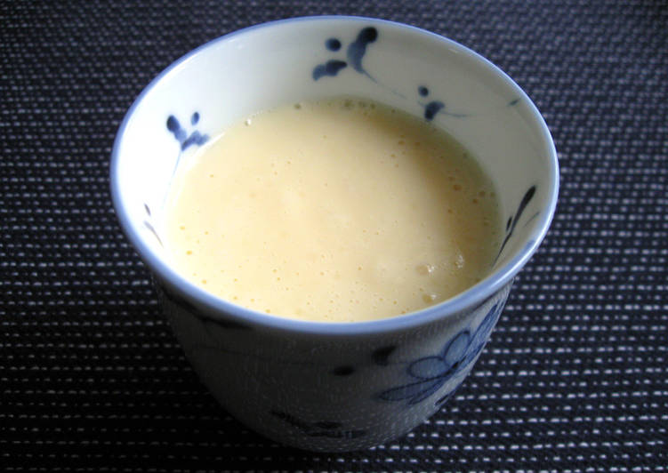 Step-by-Step Guide to Make Top-Rated Egg Sake