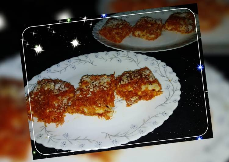Kunafa sweet