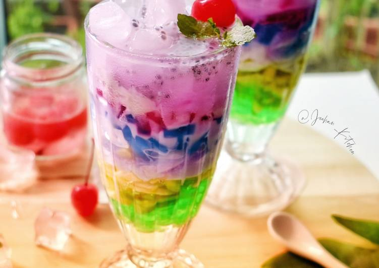 AIR BATU CAMPUR Ala Jeehan#Minuman#MaratonRaya