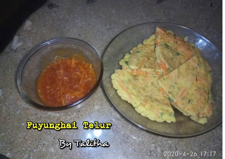 Fuyunghai Telur