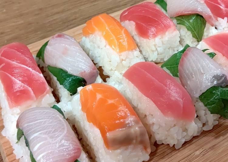 ★Ice tray Sushi★