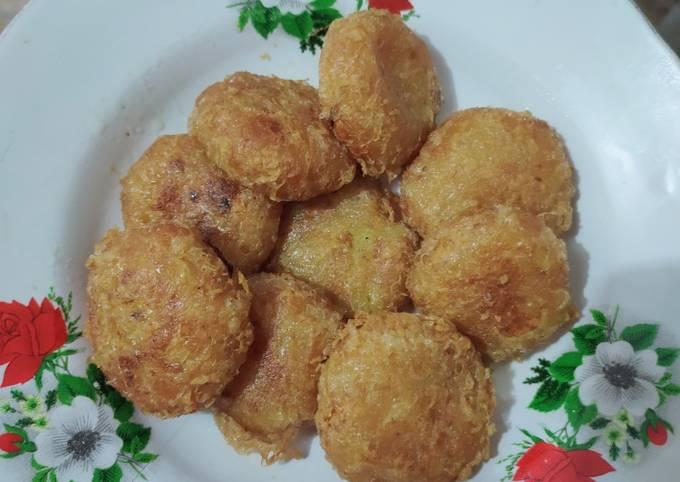 Pergedel kentang