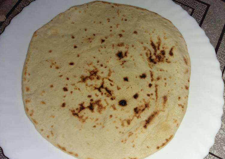 Easiest Way to Make Quick Flour tortillas #4weekschallenge