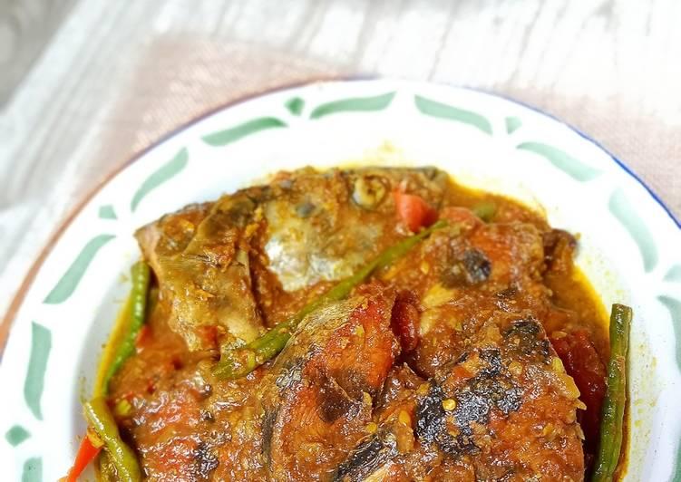 Asam Padeh Ikan Tongkol