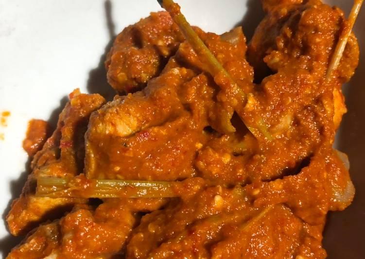Ayam Sambal Rica Pedas