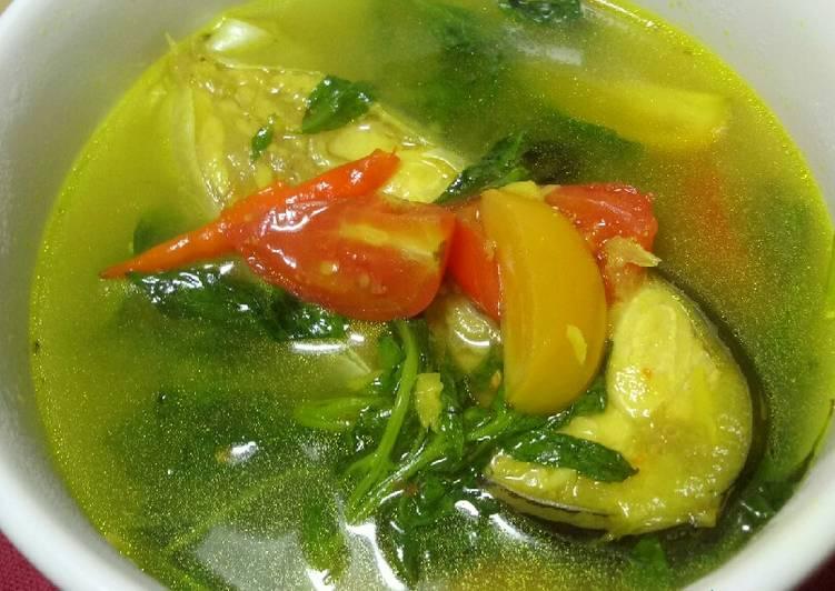 Sup Ikan Patin Praktis