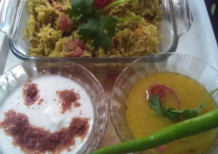 15 Minute Steps to Prepare Super Quick Homemade Vegetables dum biryani
