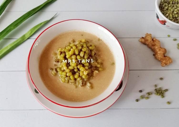 Resep Bubur Kacang Hijau yang Enak