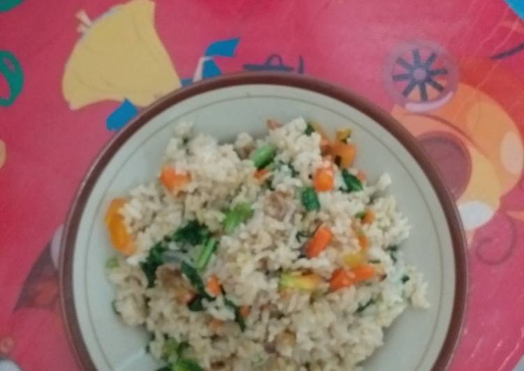 Resep Nasi Goreng Simple Ala Anak Kost Top