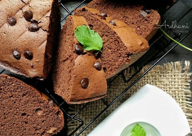 Bolu Nutrijel Coklat
