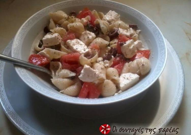 Recipe: Delicious Country pasta salad