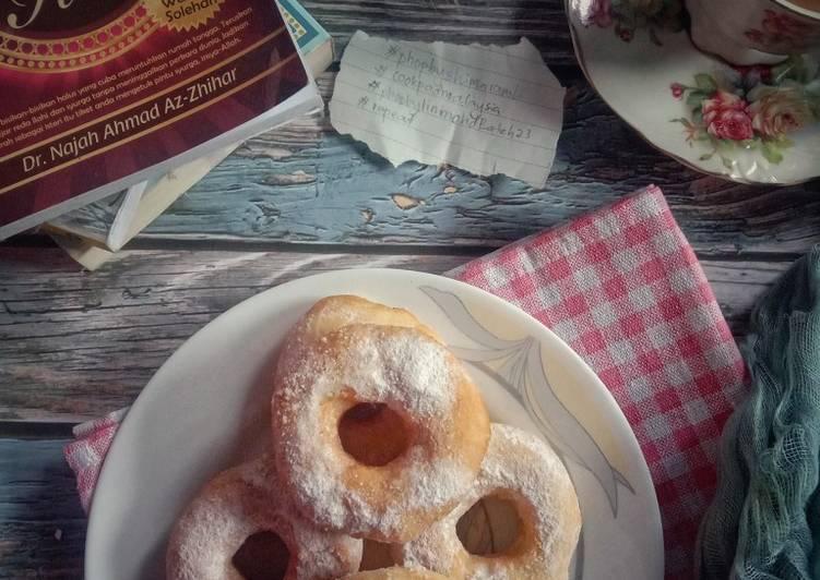 Cara Mudah Masak: Donut Gebu #phopbylinimohd #batch23 #repeater  Dirumah
