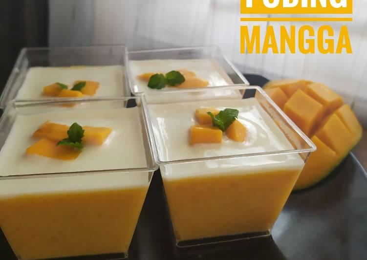 Puding Mangga