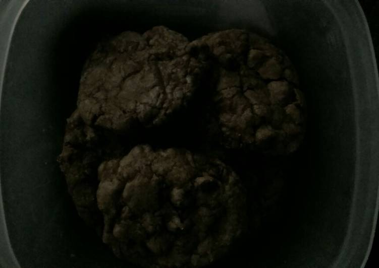 How to Make Perfect Double chocolate chip cookies