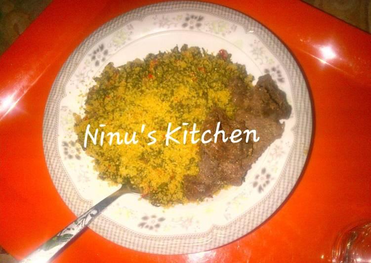 Dambun shinkafa & Nigerian suya