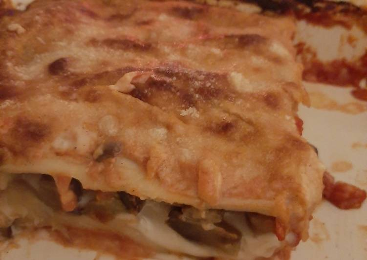Recipe of Ultimate Cannelloni with aubergines