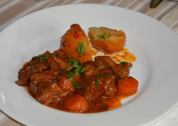 Carne De Ternera Guisada Receta De La Cocina De Sonia Cookpad