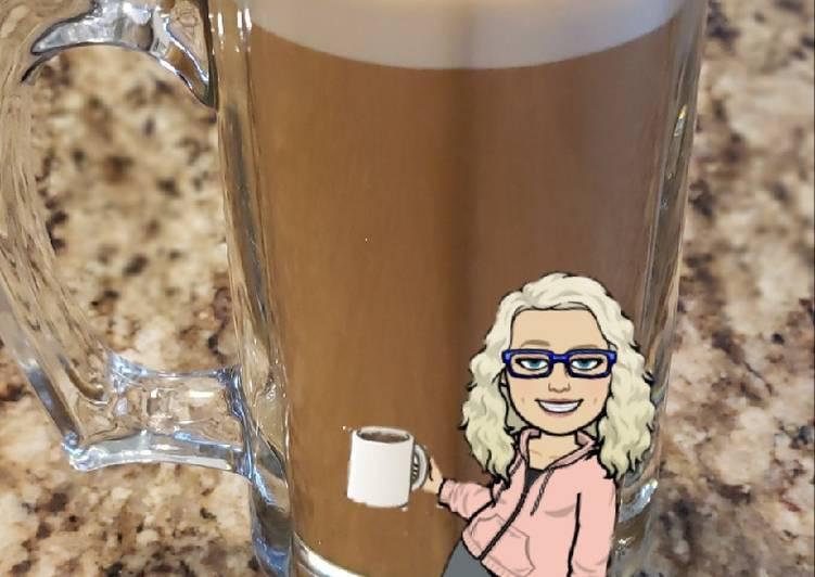 Steps to Prepare Favorite Almost Keto ☕ Coffee My Way