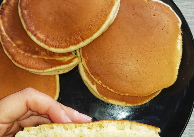 Recette Pancakes facile et rapide