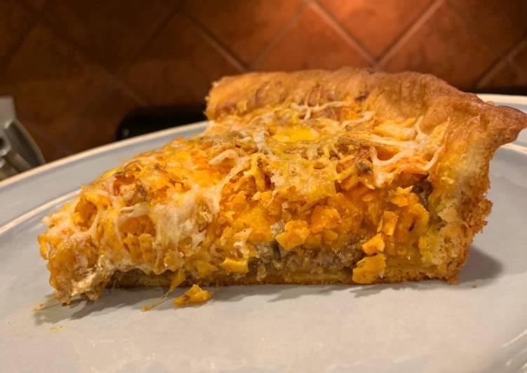 Steps to Prepare Speedy Taco Pie