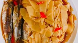 Hình ảnh món Cá nục kho măng