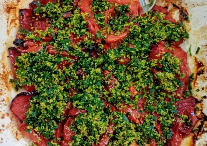 Tomates à la provençale de mamie Simone