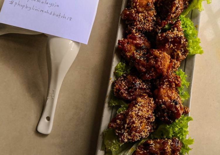Ayam Masak Korean - velavinkabakery.com