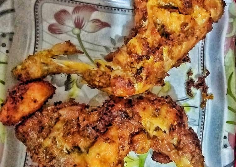 Fried Chicken...❣️