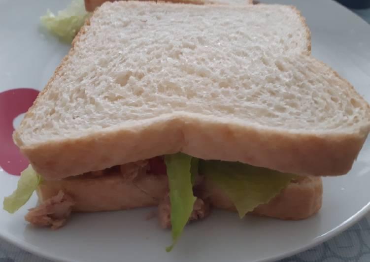 Sándwich Vegetal Receta De Jose Carlos Sanchez Cookpad