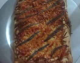 Empa/pizza, pizza/nada, empanada + pizza