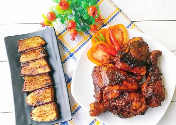 12 Resep: Ayam Bakar Teflon Untuk Pemula!