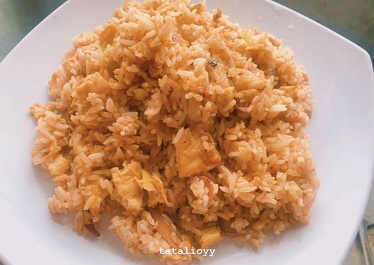 Nasi Goreng bumbu Racik