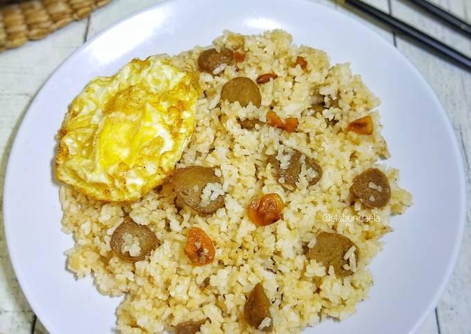 Nasi Goreng Bakso Baput