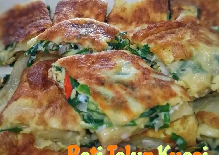 Roti Telur Kucai