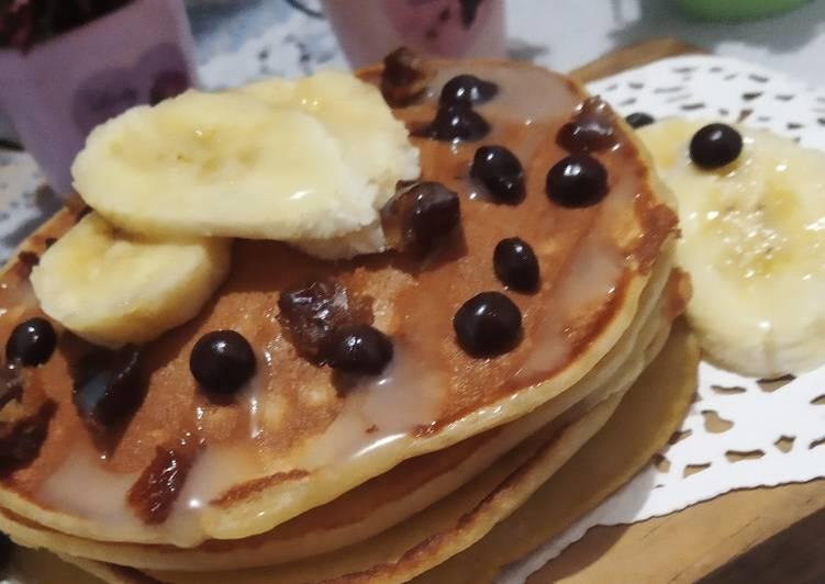 Resep Pancake Pisang Oleh Elsa Cookpad